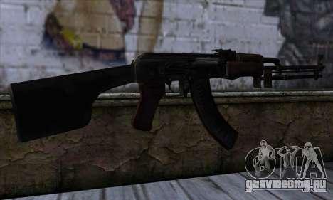 AK47 from State of Decay для GTA San Andreas второй скриншот