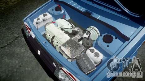 ВАЗ-2109 Lada 1500i для GTA 4 вид изнутри