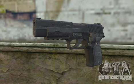 P226 from COD: Ghosts для GTA San Andreas