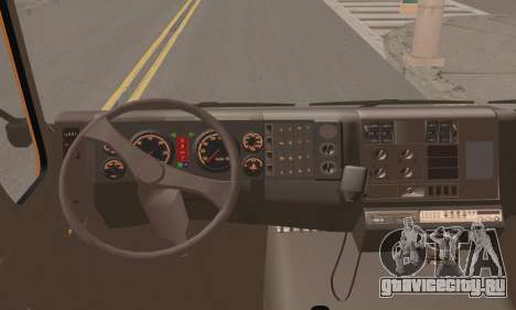 Roman Garbage для GTA San Andreas вид сзади слева