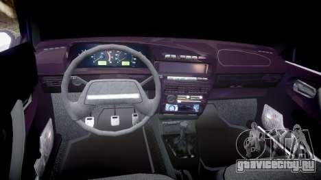 ВАЗ-2109 Lada 1500i для GTA 4 вид сзади