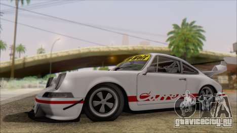 Porsche 911 Carrera 1973 Tunable KIT C для GTA San Andreas
