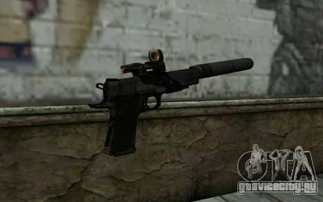 New  Silenced для GTA San Andreas второй скриншот