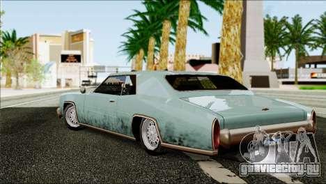 ENB Series By HD v2 для слабых и средних ПК для GTA San Andreas шестой скриншот