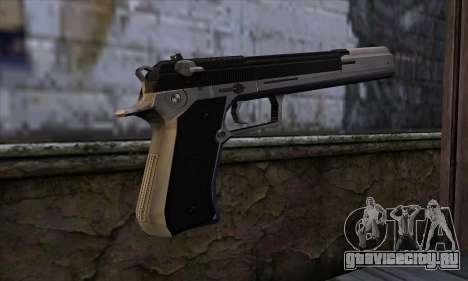 Grammaton Cleric Beretta v3 для GTA San Andreas второй скриншот