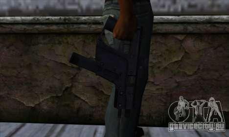 Tec9 from State of Decay для GTA San Andreas третий скриншот