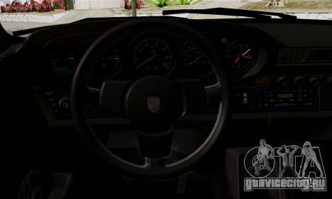 Porche 911 Turbo 1982 для GTA San Andreas вид справа