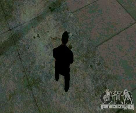 Ped Awesone New Version для GTA San Andreas третий скриншот