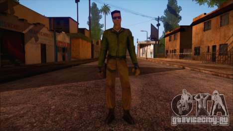 Leet from Counter Strike Condition Zero для GTA San Andreas