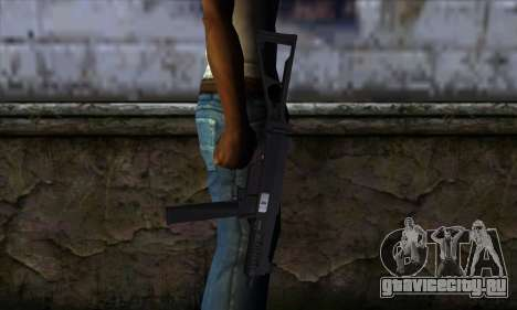 UMP45 v2 для GTA San Andreas третий скриншот