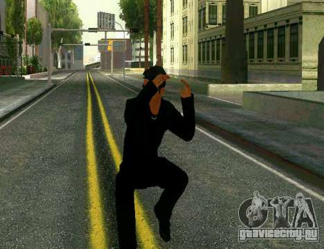 Ped Awesone New Version для GTA San Andreas