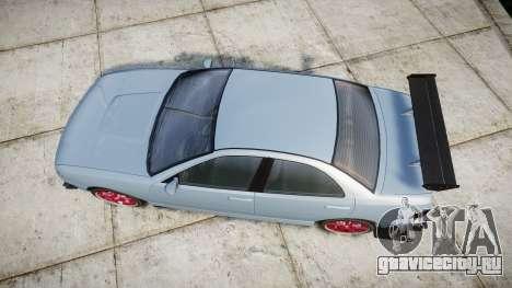 Dinka Chavos GT9 для GTA 4 вид справа