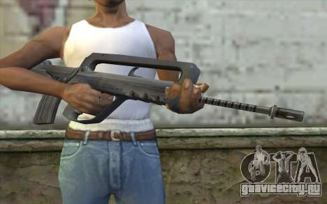 Famas HD для GTA San Andreas третий скриншот