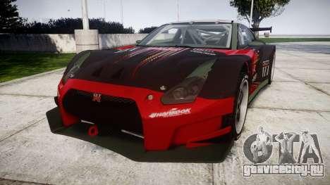 Nissan GT-R Super GT [RIV] для GTA 4