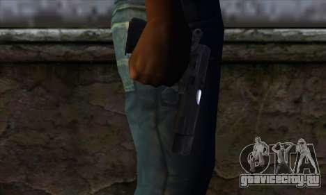 CZ75 v2 для GTA San Andreas третий скриншот