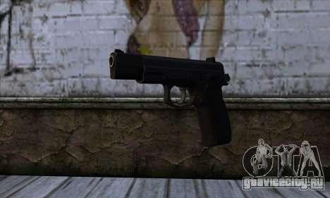 CZ75 v2 для GTA San Andreas