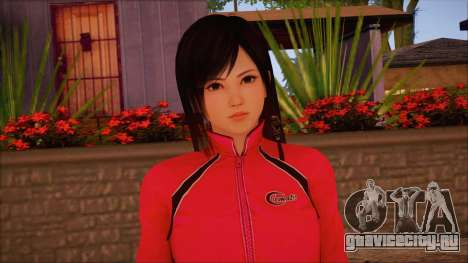 Modern Woman Skin 14 для GTA San Andreas третий скриншот