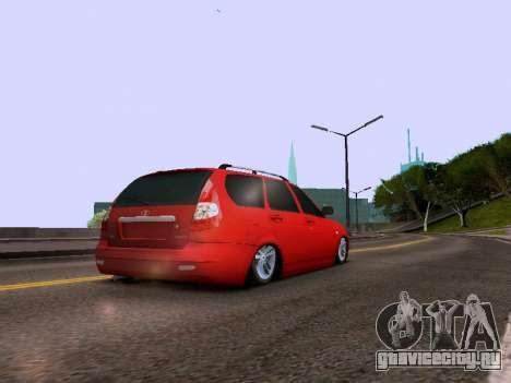 ВАЗ 2171 для GTA San Andreas вид справа