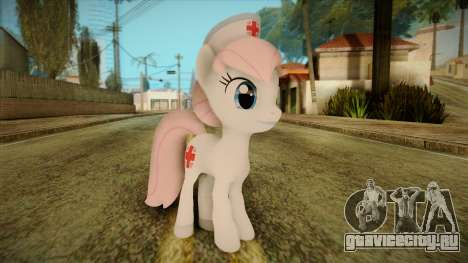 Nurseredheart from My Little Pony для GTA San Andreas