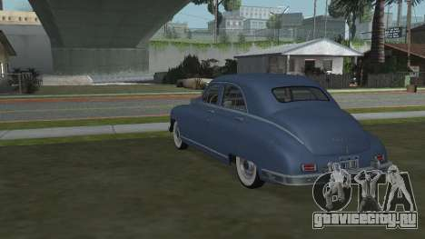 Packard Touring  Sedan для GTA San Andreas вид слева