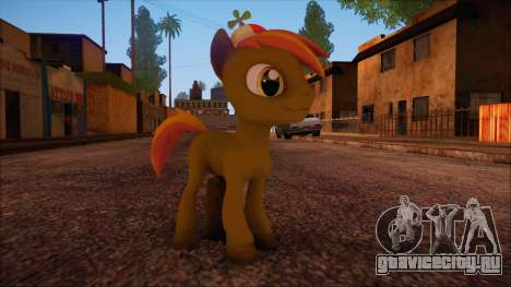 Button Mash from My Little Pony для GTA San Andreas