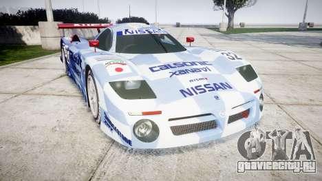 Nissan R390 GT1 1998 для GTA 4