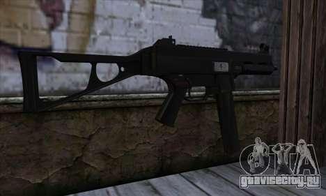UMP45 v2 для GTA San Andreas второй скриншот