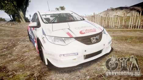 Honda Civic Type R для GTA 4