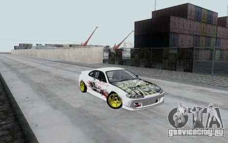 Nissan Silvia S15 VCDT для GTA San Andreas