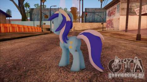 Colgate from My Little Pony для GTA San Andreas второй скриншот
