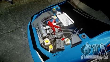 Subaru Impreza 22B Street для GTA 4 вид сбоку