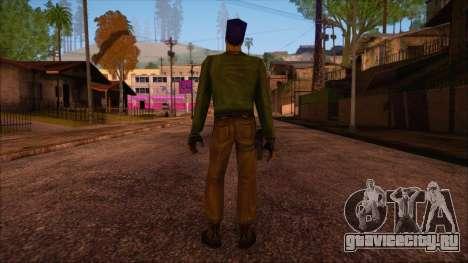 Leet from Counter Strike Condition Zero для GTA San Andreas второй скриншот