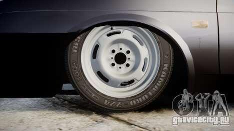 ВАЗ-2109 Девятка для GTA 4 вид сзади