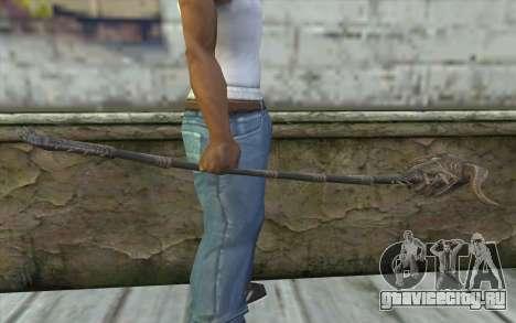 Skull of Corruption from Skyrim для GTA San Andreas третий скриншот