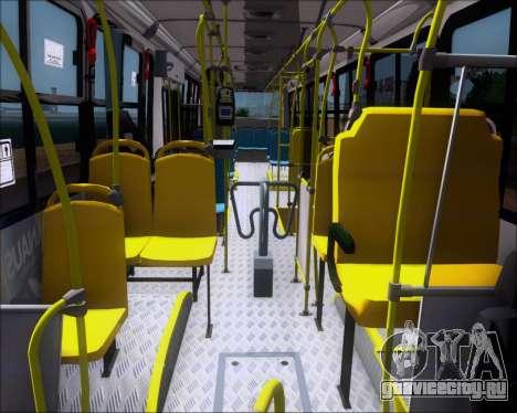 Marcopolo Torino G7 2007 VEGA Manaus 1011049 для GTA San Andreas вид изнутри