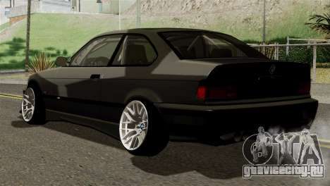 BMW M3 E36 Bucale Drift для GTA San Andreas вид слева