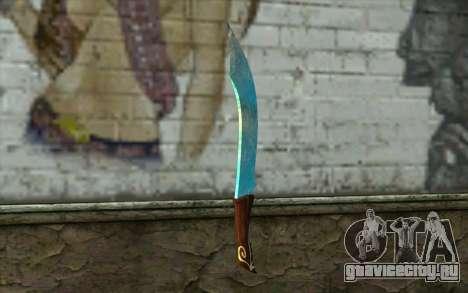 Алмазный нож для GTA San Andreas второй скриншот