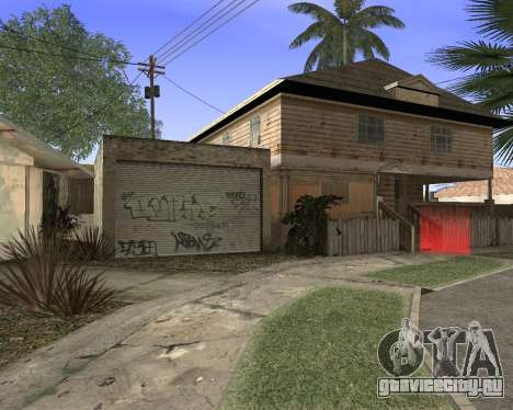 Текстуры Los Santos из GTA 5 для GTA San Andreas пятый скриншот