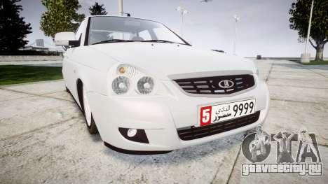 ВАЗ-2170 Lada Priora Dubai для GTA 4
