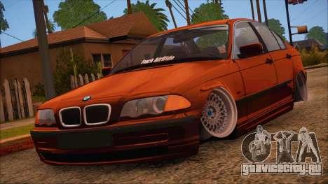 BMW M3 E46 Sedan для GTA San Andreas
