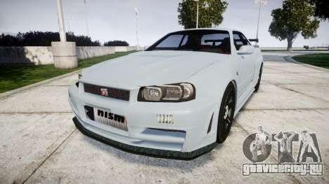 Nissan Skyline R34 GT-R NISMO Z-tune [RIV] для GTA 4