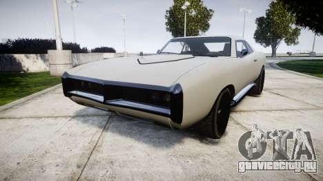 Imponte Dukes Supercharger для GTA 4