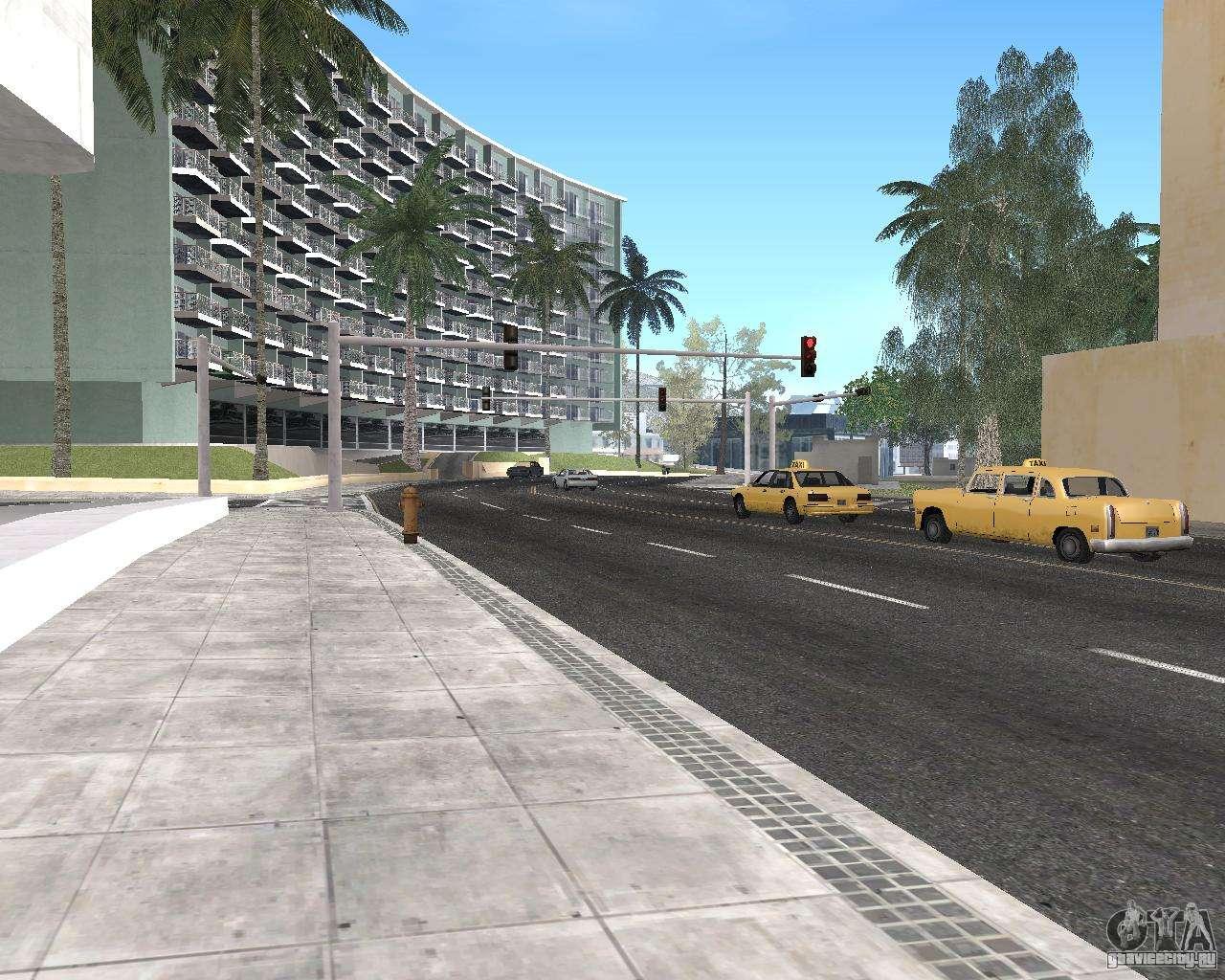 Текстуры Los Santos из GTA 5 для GTA San Andreas ...: www.gtavicecity.ru/gta-san-andreas/mods/51257-texture-los-santos...