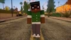 Bigsmoke Minecraft Skin