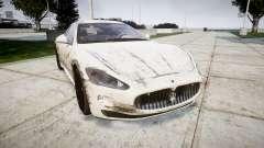 Maserati GranTurismo S 2010 PJ 4 для GTA 4