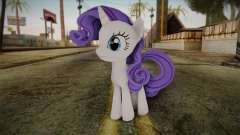 Rarity from My Little Pony