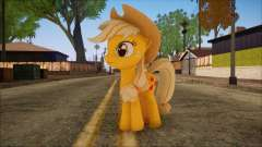 Applejack from My Little Pony для GTA San Andreas