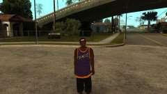 The Ballas Skin Pack для GTA San Andreas