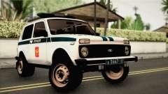 ВАЗ 2121 Полиция для GTA San Andreas