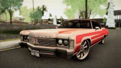 Chevrolet Impala Lowrider для GTA San Andreas